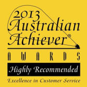 2013 Australian Achiever