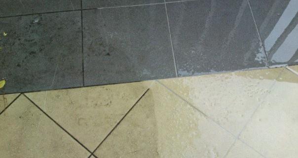 Tile Clenaing